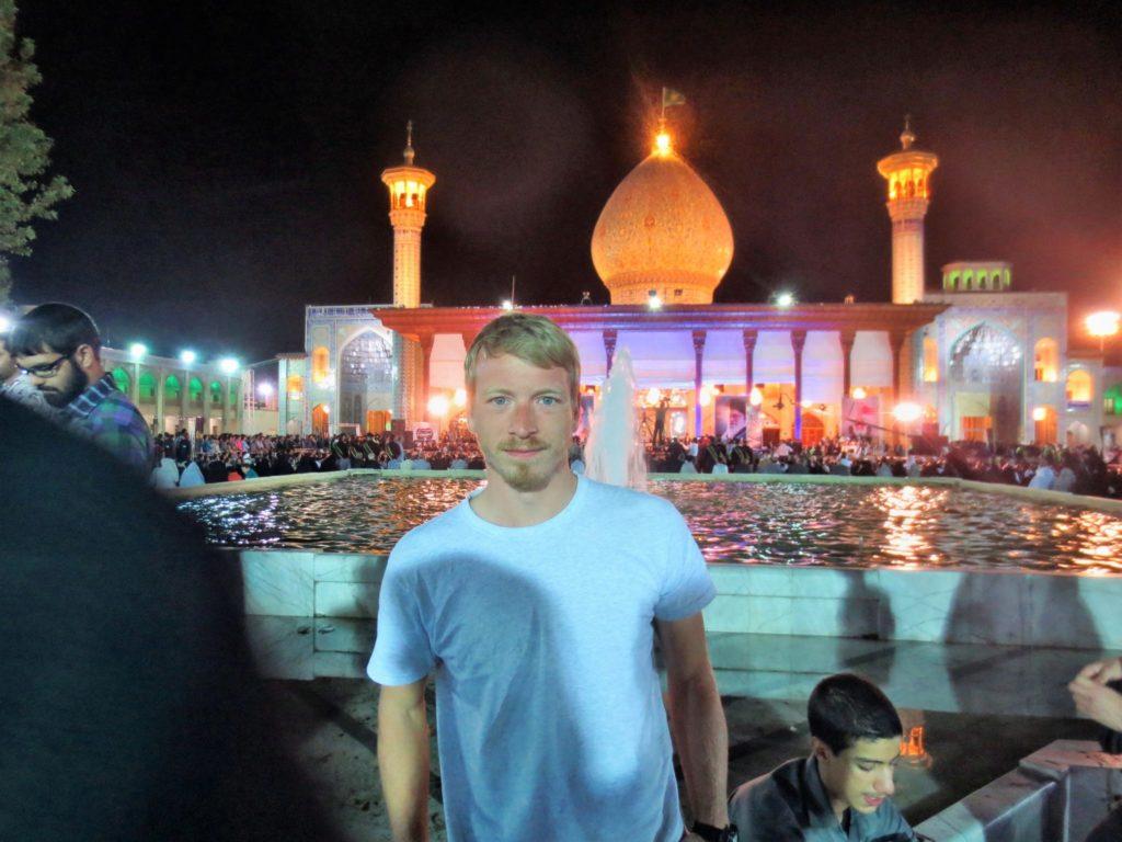 Schiras im Süden vom Iran
