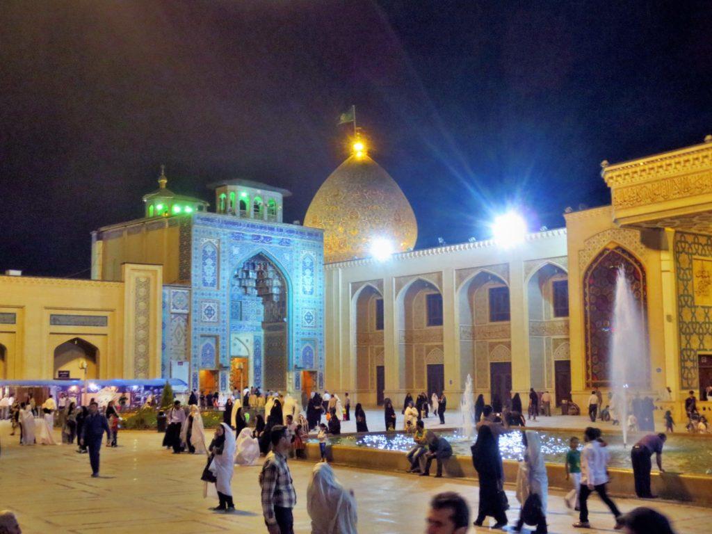 Schah Tscheragh in Schiraz im Iran