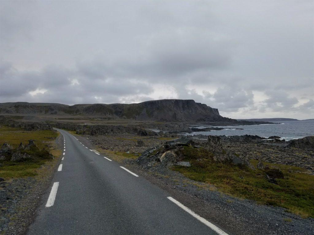 Der Nordosten der Finnmark bei Hamningberg.