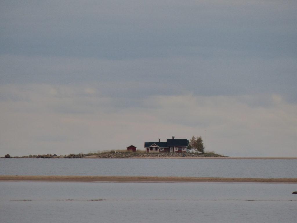 Die Küste Finnlands