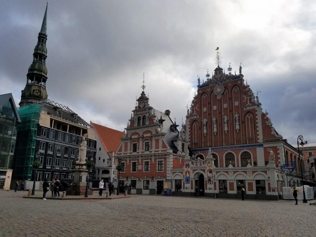 Riga, Hauptstadt Lettland