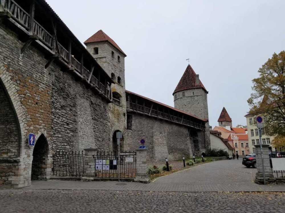 Tallinn in Estland. Baltikum