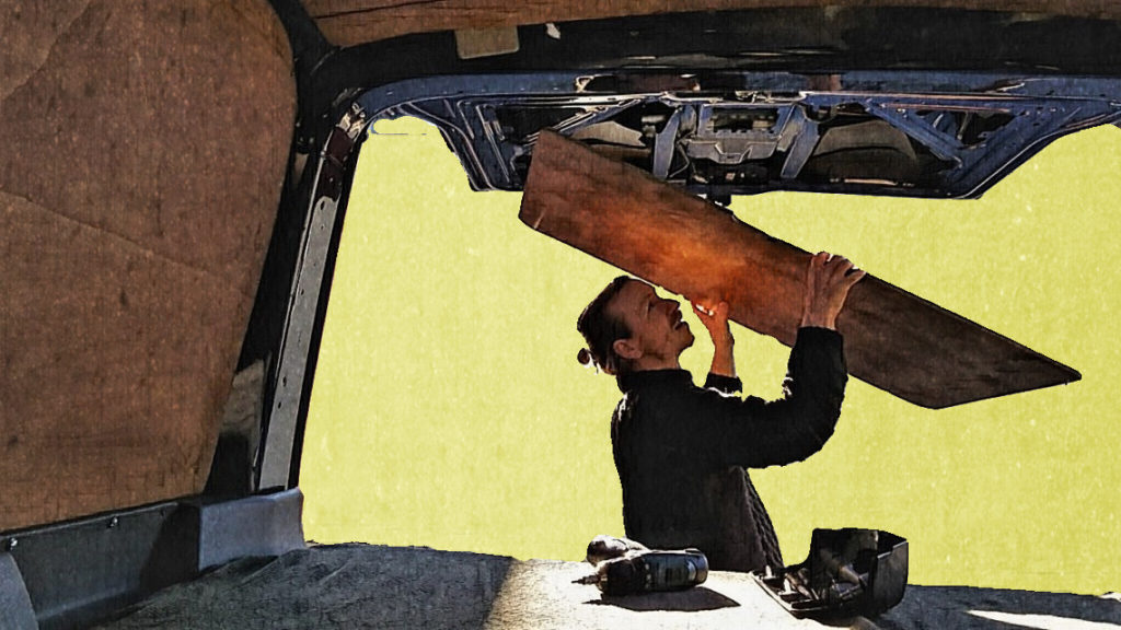 Heckklappenschloss am VW Bus schließt nicht mehr - Bären Squad