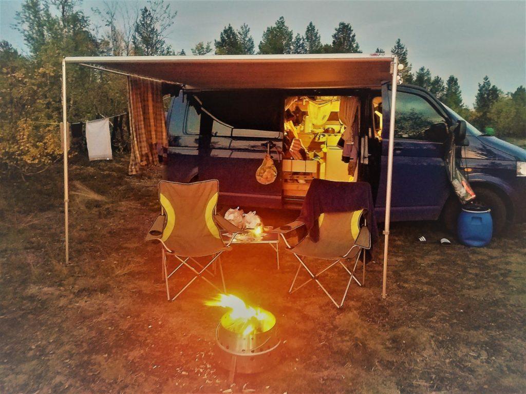 Fiamma F35 Pro für den Camper und Van