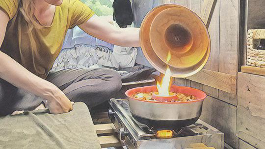 Omnia Camping Backofen im Dauertest auf Reisen im Camper und Wohnmobil