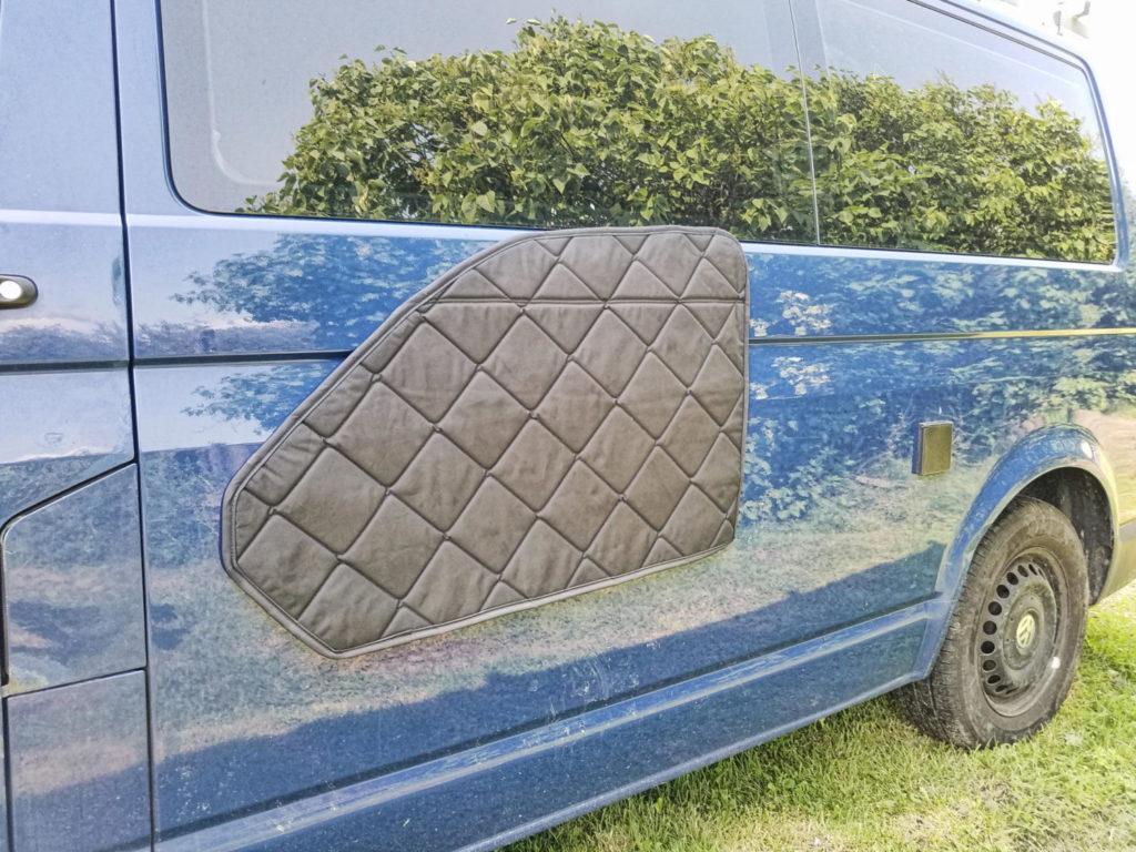 Magnet-Thermomatten für den Camper halten überall