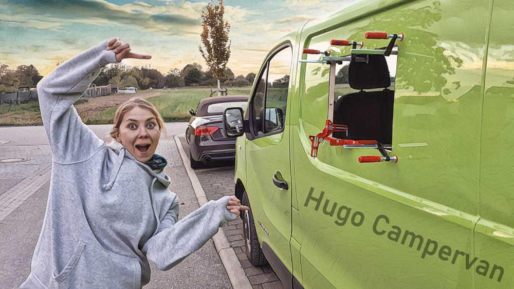 Renault Trafic L2H1 wird zum Camper Van ausgebaut