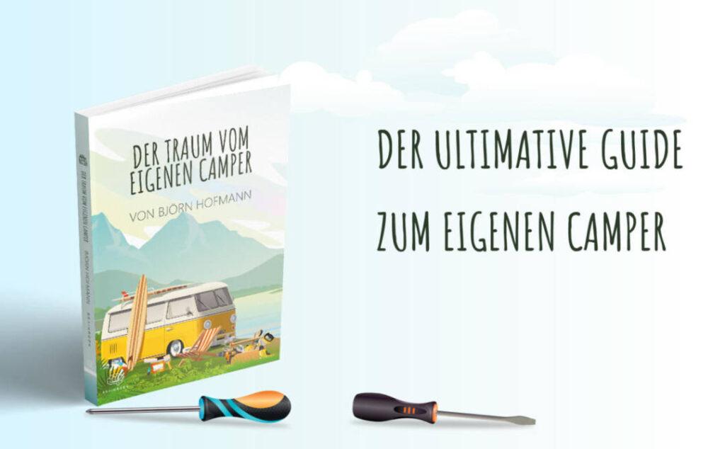 Das Ultimative Buch mit über 350 Seiten Camper  Ausbau Wissen.